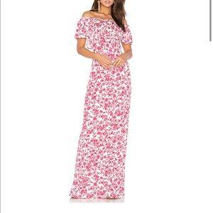 Reston Maxi dress in Lover Jardin